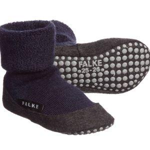 Falke Wool Slipper Socks